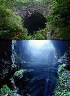 Cave of Swallows | Mexico