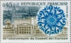 25th anniversary of the Council of Europe