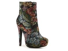 Diba Tapestry Bootie Just gorgeous.
