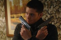 supernatural cast 7 Supernatural actors are so serious (17 photos)