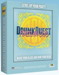 Buy Drunkquest: Porcelain Gods in Canada | Party Games at Starlit Citadel