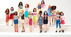 Like Real People, Barbie Now Comes in Different Sizes | WIRED