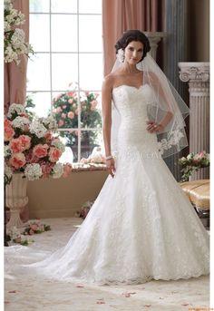 Vestidos de noiva Mon Cheri 114283 Gretna David Tutera 2014