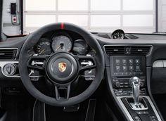 Interior del nuevo #Porsche911GT3.