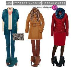 Ako vyzerať vyššie a štíhlejšie - Supervizáž Warm Autumn, My Black, Style Guides, Winter Outfits, Fashion Beauty, Shape, Color, Chocolate, Nice