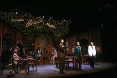 Picasso at the Lapin Agile (2008) - Scenic Design by Jonathan Mark Middents
