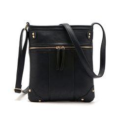 $9.90 (Buy here: https://alitems.com/g/1e8d114494ebda23ff8b16525dc3e8/?i=5&ulp=https%3A%2F%2Fwww.aliexpress.com%2Fitem%2F2015-Fashion-Designer-Women-Messenger-Bags-PU-Leather-Small-Crossbody-Shoulder-Bags-Women-Black-Bolsos-Casual%2F32646877633.html ) 2016 Fashion Designer Women Messenger Bags PU Leather Small Crossbody Shoulder Bags Women Black Bolsos Casual Bag Dollar Price for just $9.90