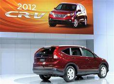 Honda recalls 554,000 SUVs over headlights
