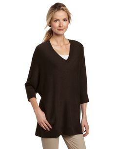 Sofie Women's 100% Cashmere V-Neck Tunic Sweater « Clothing Impulse