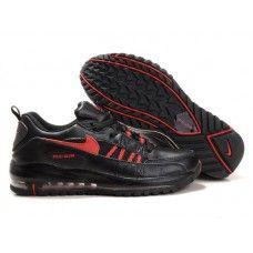 timeless design e128c e6ecb Hommes Nike Air Max Terra Ninety NoirRouge 88,98 Cheap Nike Air Max