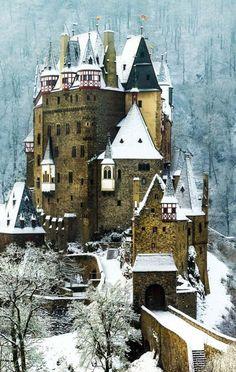 German Castle Burg Eltz