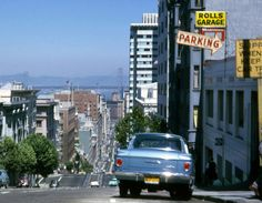 1960s in San Francisco by parkmerced