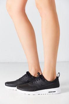 Nike Thea Premium Sneaker on ShopStyle