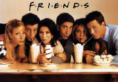 the forever eternal tv show: FRIENDS