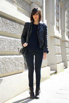 #acne #h&m #zara  Cute weekend outfit