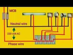 Corridor wiring corridor connection godown wiring house wiring or home wiring connection diagram youtube keyboard keysfo Choice Image