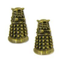 Check out the deal on Doctor Who Dalek Cufflinks at Cufflinks Depot