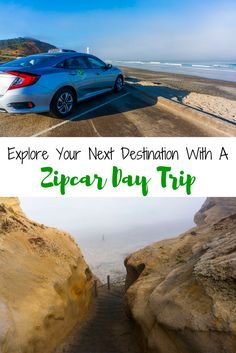 Use my new travel trick to get the most out of your next destination without a rental car. Try taking a Zipcar day trip on your next vacation. Travel Advice, Travel Guides, Travel Tips, Travel Hacks, Travel Destinations, Travel Articles, Budget Travel, Us Road Trip, Road Trip Hacks