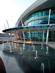 Gallery of Yas Island Yacht Club / Omiros One Architecture - 8