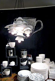 teacup light