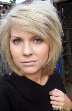 Super Cute Short Haircuts For Women 2014