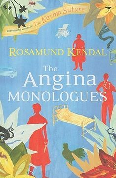 And the second book we're reading is by a South African author Rosamund Kendal. Three women medical interns are sent to rural SA hospital. We're half way through and really enjoy it.
