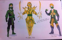 Lloyd's Outfits by joshuad17.deviantart.com on @deviantART