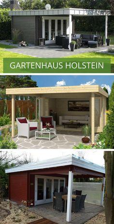 100 besten Moderne Flachdach Gartenhäuser Bilder auf Pinterest in 2018