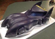Batmobile...CAKE!