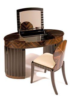 Art Deco Dressing Table | Shilou Furniture: