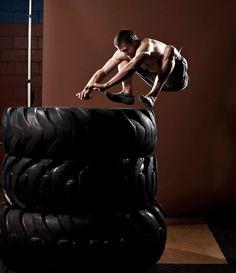 Vibram tire jumps