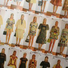 Dolce & Gabbana Women Fashion Show Backstage Photo Gallery – Spring Summer 2013