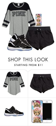 """""""What I look like today"""" by fasionista-1154 ❤ liked on Polyvore featuring H&M and Retrò"""
