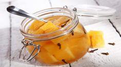 Маринованная тыква — эстонский ананас