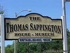 Thomas Sappington House Museum, built in 1808, St. Louis, Missouri:  http://sappingtonhouse.org/