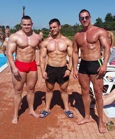 Muscle friends