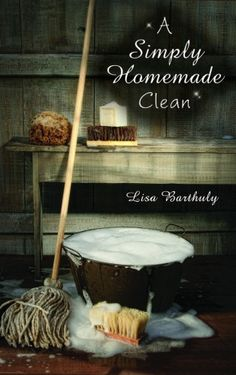 A Simply Homemade Clean ebook and a recipe for homemade vaseline.