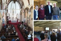 Australia: Marist Brothers officially begin the 'Fourvière Year' on July 23