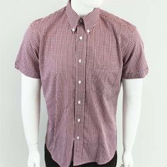 OiOi7 Vintage Button Down Shirt by Warrior Clothing- LAZENBY