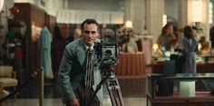 Cinematography: The Master