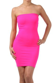 Tracy DiMarco Pink Bodycon Dress