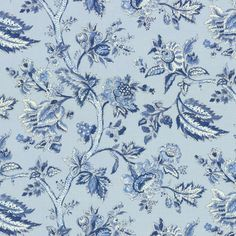 Excited to share this item from my #etsy shop: P Kaufmann Jacobean Floral COBALT BLUE Drapery Curtain Upholstery Sewing Fabric - Sold By the Yard Drapery Designs, Kitchen Fabric, Jacobean, To Color, Furniture Manufacturers, Cobalt Blue, Fabric Design, Printing On Fabric, Upholstery