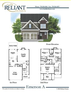 Reliant home for sale in monroe ga home for sale in for Reliant homes floor plans