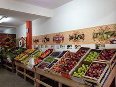 excelente autoservicio de frutas y verduras en venta