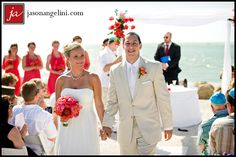 Wedding at the South Seas Island Resort: Sara and Donny - June 29, 2012 Jason Angelini Photography