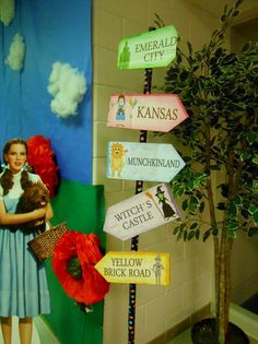 7 Best Wizard Of Oz Homecoming Hall Images Wizard Of Oz Hall Halle
