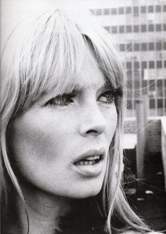 Nico from the Velvet Underground