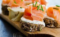canadian fingerfood salmon – Google-Suche Carne, Salmon, Menu, Breakfast, Ethnic Recipes, Google, Health Foods, Juice, Greedy People