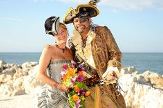 High Seas Wedding Adventure...PIRATE WEDDING!!!!