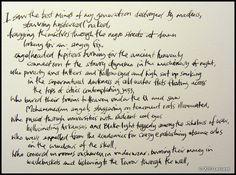 LA BOHEMIA: POESÍA - HOWL de Allan Ginsberg (*)